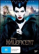 Maleficent 2014 AUS DVD