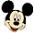 Mickey emote