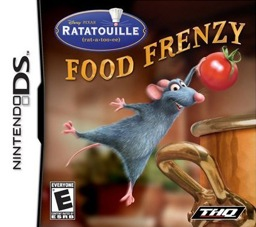 Ratatouille Food Frenzy Coverart