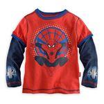 Spider-Man Long-Sleeve Tee for Boys