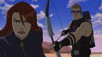 Widow and Hawkeye AA 09