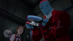 Young Peter Quill and Yondu Animated
