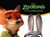 Zootopia Junior Novelization