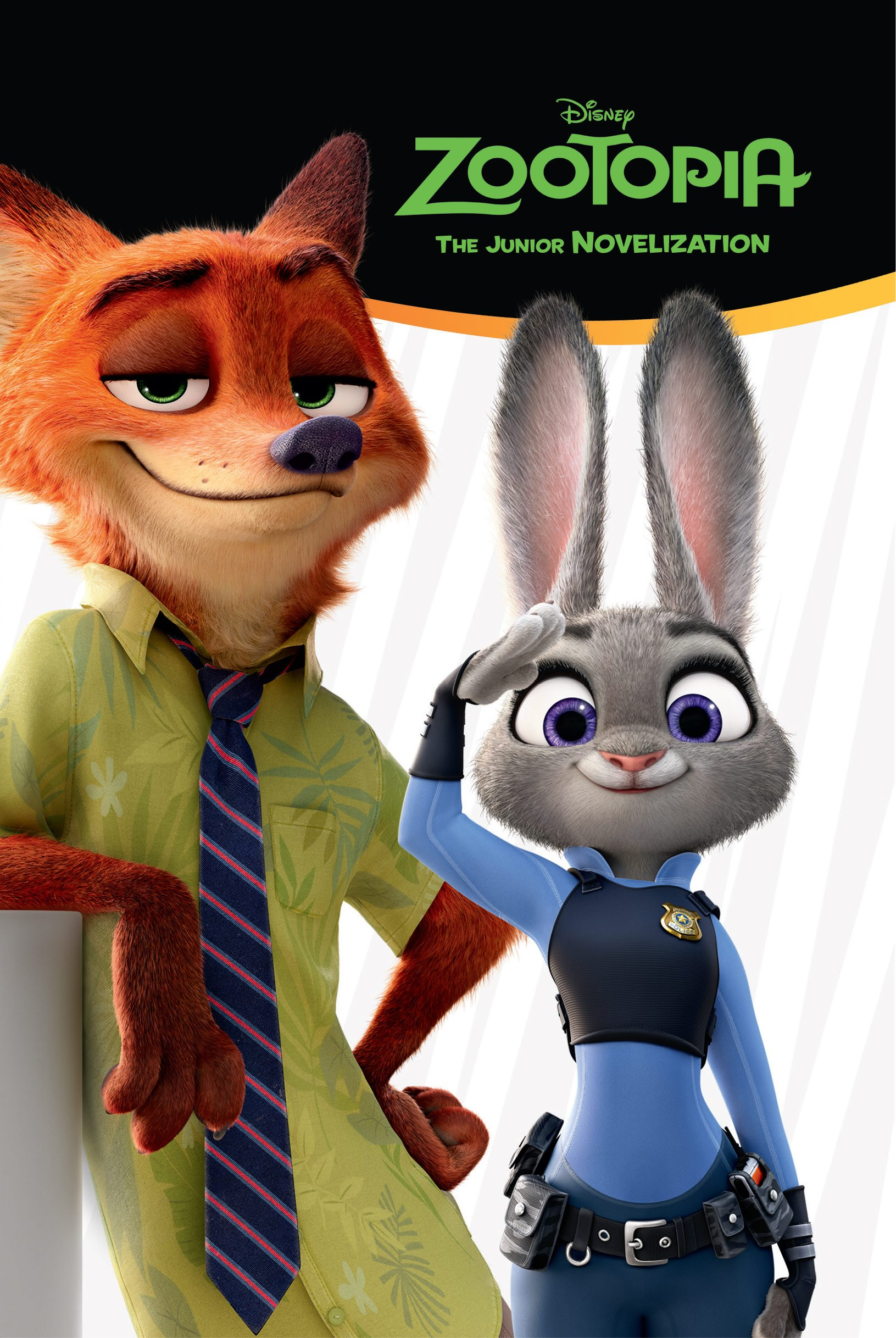zootopia junior novelization disney wiki fandom