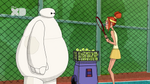 BH6 TV - Baymax and Honey Lemon 2