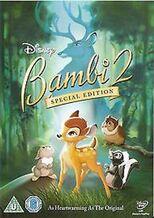 Bambi 2 (2011 UK DVD)