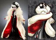 Cruella doll 3
