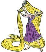 Disney Tangled - Rapunzel