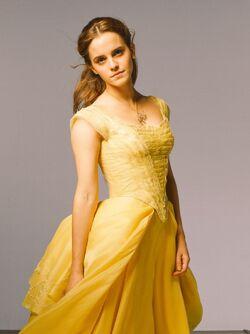 Emma Watson as Belle 1
