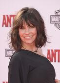 Evangeline Lilly Ant-Man premiere