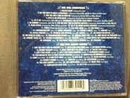 Frozen deluxe soundtrack back