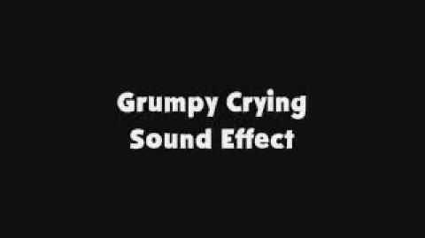 Grumpy Crying SFX