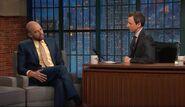 Jon Cryer visits Seth Meyers
