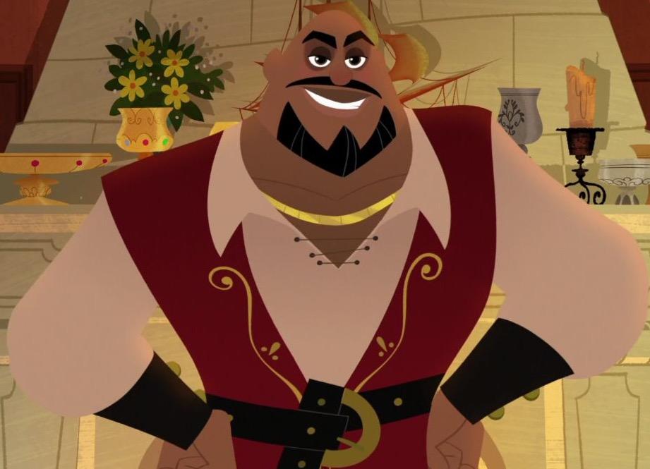 Lance Strongbow Disney Wiki Fandom