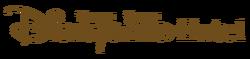 Logo disney-HKdisneylandhotel