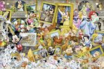 Mickey-the-artist-jigsaw-puzzle-5000-pieces 58119-2 fs