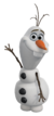 Olaf transparent