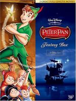Peter Pan Platinum Edition Fantasy Box Japan