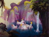 Mermaid Lagoon (Peter Pan)