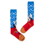 Sorcerer Mickey Mouse Knee-High Socks for Adults