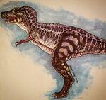 T-rex Concept Steve Wang