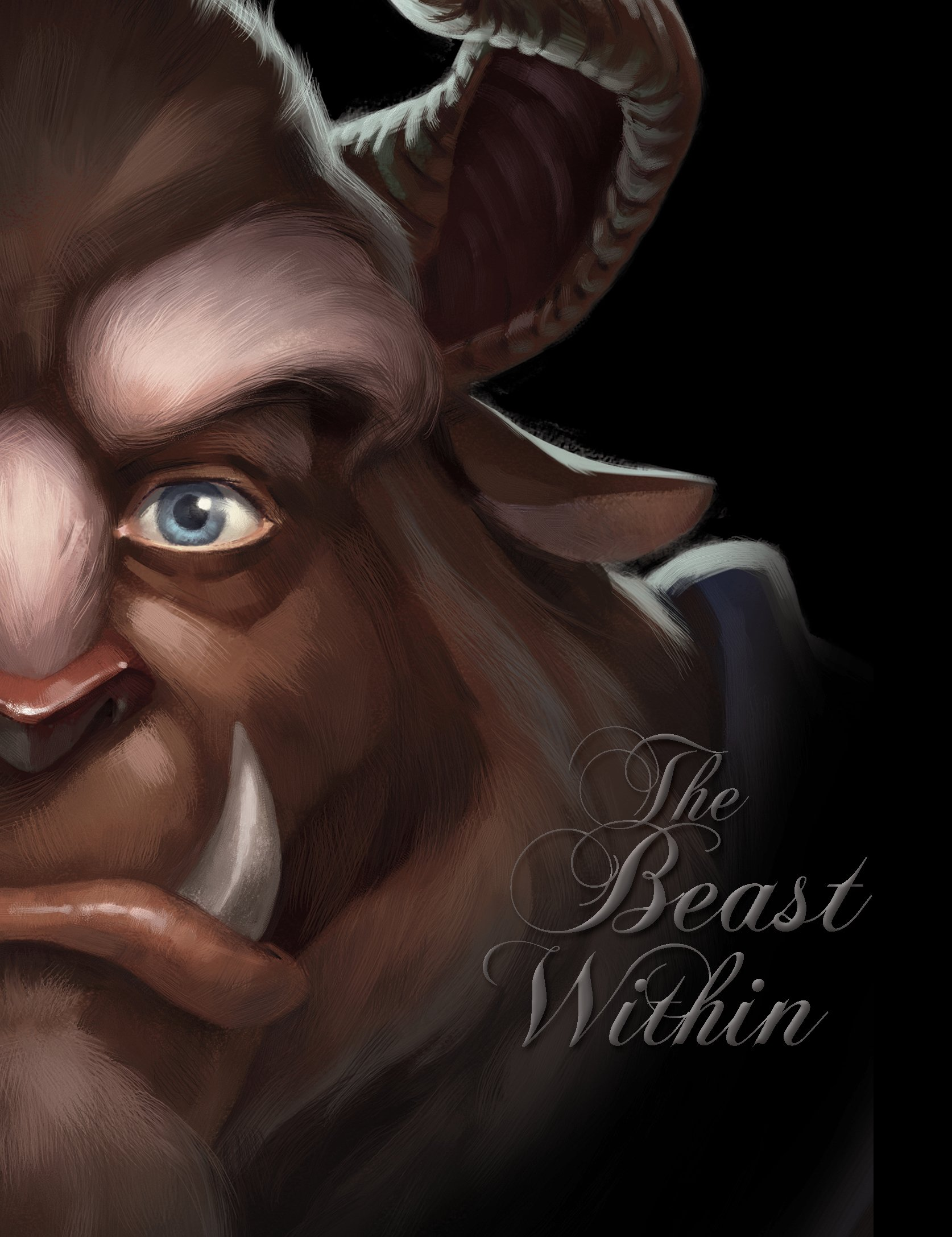 The Beast Within A Tale Of Beauty S Prince Disney Wiki