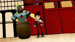 The Brawn Also Rises - Samurai and Randy