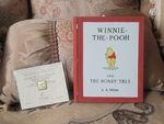 Winnie the Pooh and the Honey Tree Book Treasure Box