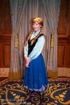 Anna character central pose