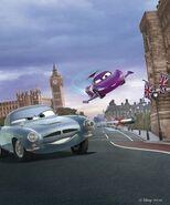 Cars-london