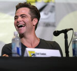 Chris Pine SDCC16