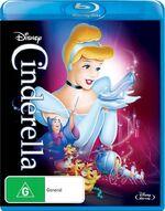 Cinderella 2012 AUS BD