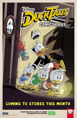 DT2017 comic poster