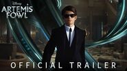 Disney's Artemis Fowl Official Trailer Disney