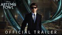 Disney's Artemis Fowl Official Trailer Disney