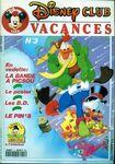 Disney Club Vacancies No.3