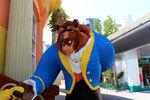 Disneyland LEGO Beast