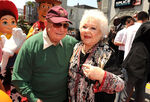 Don Rickles & Estelle Harris TS3 premiere