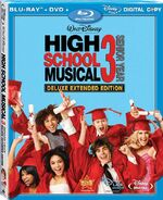 HSM3 Deluxe Extended Edition Blu-Ray Combo Digital