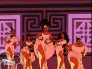 Hercules -Muses