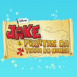 Jake e Os Piratas da Terra do Nunca Logo