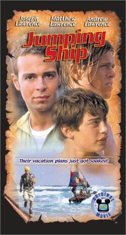 Jumping Ship VHS