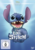 Lilo & Stitch 2017 Germany DVD