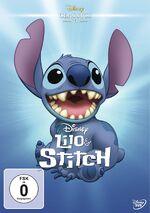 Lilo & Stitch 2017 Germany DVD