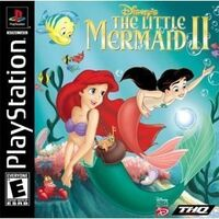 LittleMermaid2 PlayStation game