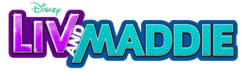 Liv and Maddie Logo