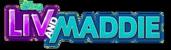 Liv and Maddie Logo