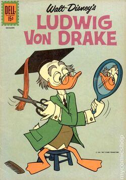 Ludwig Von Drake Issue One