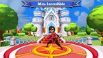 Mrs. Incredible Disney Magic Kingdoms Welcome Screen
