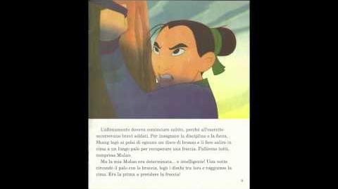 Mulan Read Along (Book and Record) - Walt Disney